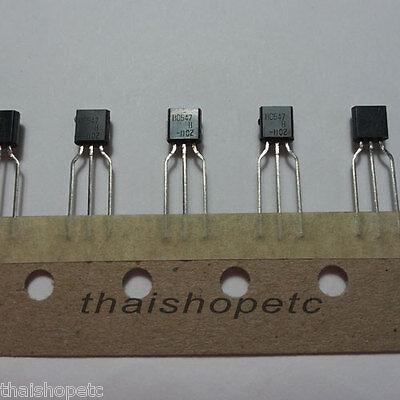 30 pcs BC547BTA BC547 547 Switching Transistor NPN 45V 0.1A