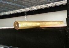 188 316 Brass Round Bar Rod C360 X 36