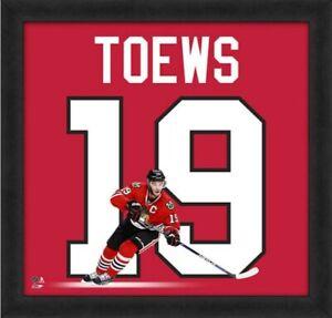 Jonathan-Toews-Chicago-Blackhawks-NHL-Uniframe-Photo-Size-20-034-x-20-034-Framed