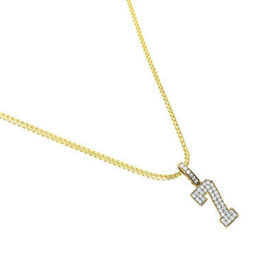 YELLOW GOLD TONE REAL STERLING SILVER MINI ICE CREAM 3D CHARM//PENDANT UNISEX
