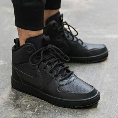 NIKE COURT BOROUGH MID WINTER TRAINERS