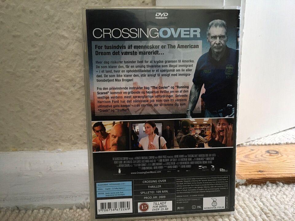 CROSSING OVER, instruktør WAYNE KRAMER, DVD