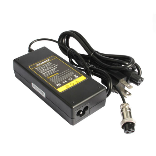For Electric Bike Bicycle Battery Charger 36V 1.8A Adapter Female 3-Pin XLR Powe