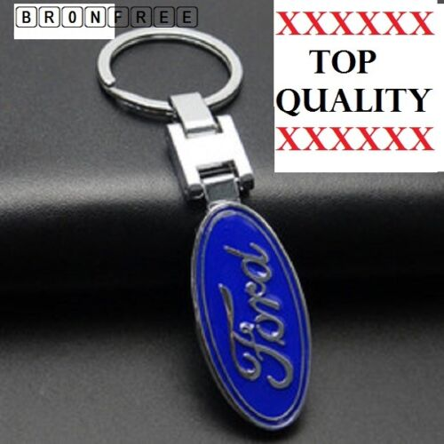 TOP QUALITY FORD KEYRING KEY CHAIN FALCON XR6 XR8 FOCUS MUSTANG ESCAPE RANGER