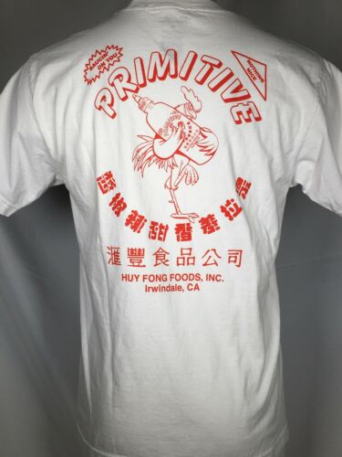 Primitive Huy Fong Foods Medium Shortsleeve Shirt