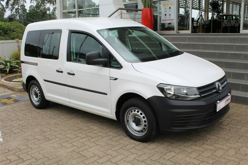 2019 Volkswagen Caddy Crew Bus 2.0 TDI