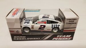 Brad-Keselowski-2018-Lionel-Collectibles-2-Miller-Lite-Ford-1-64-FREE-SHIP