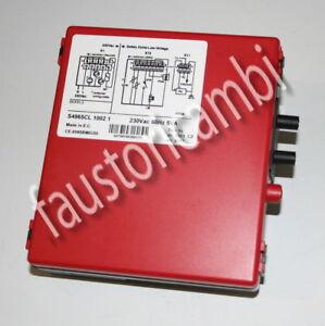 Enthousiaste Honeywell Allumage Électronique Dcf 01.2 S4965cl1002 Ferroli 39809822 Le Plus Grand Confort