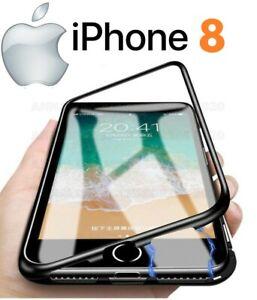 COVER-MAGNETICA-Per-APPLE-IPHONE-8-8G-CUSTODIA-PROTEZIONE-360-VETRO-TEMPERATO