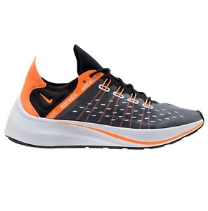 Details about Nike EXP X14 SE Just Do It Black Total Orange White AO3095 001 Mens Size 11