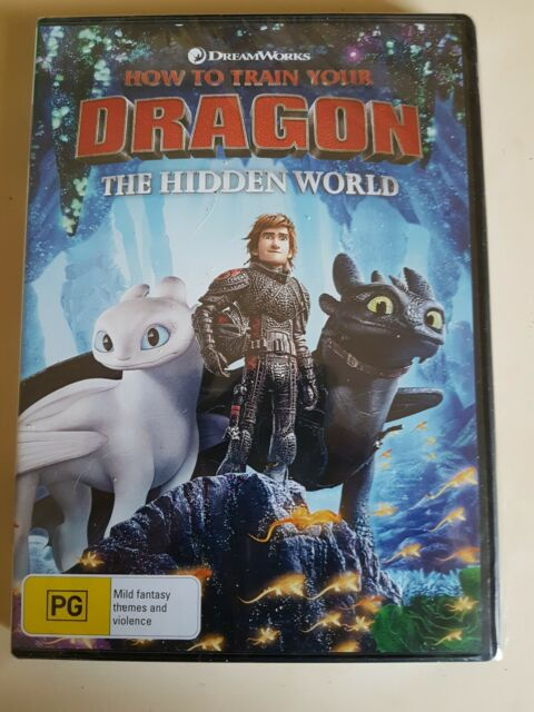 How To Train Your Dragon The Hidden World Dvd 2019 For Sale Online Ebay