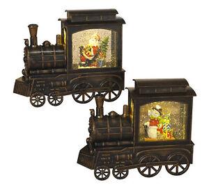 Train-Musical-Christmas-Winter-Scene-Spinning-Glitter-Water-Snow-Globe-Lanterns