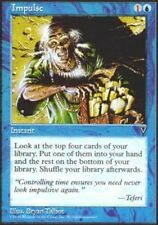 4 Impulse ~ Lightly Played Visions 4x x4 Playset MTG Magic Blue Card UltimateMTG