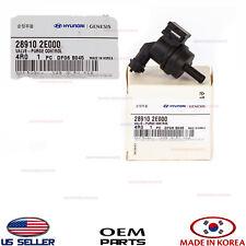 Vapor Canister Purge Control Valve Oem Genuine2012 20 For Various Hyundai Kia Fits Hyundai