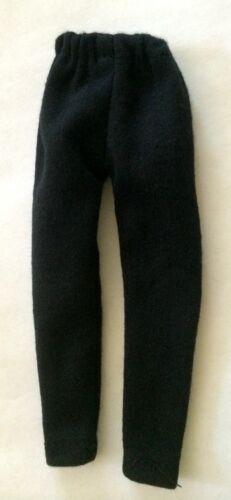 "Barbie size dolls NEW SLACKS Fit 11.5-12/"" Candi BLACK LEGGINGS PANTS"
