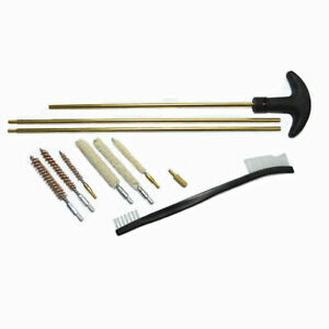 Gun-Pistol-Shotgun-Rifle-Cleaning-Clean-Tools-Kit-Rod-Brush-For-17-22-223-30-308