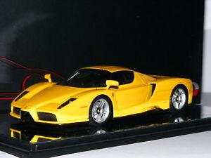 Ligne rouge Rl013 2002 Ferrari Enzo Yellow Ltd Ed 1/43 9580006300133