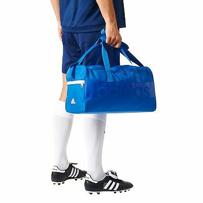 Adidas Tiro17 Linear Training Gym Sports Football Duffle Bag Holdall Size S, M
