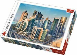 Trefl Doha Qatar 2000 Pieces puzzle Premium Quality