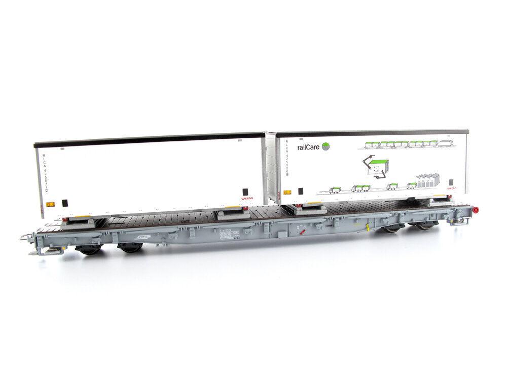 BEMO 2291169 carri merci Acts-portante carrello R-W 8379 RHB h0m