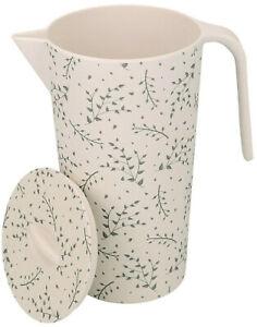Kitchen-Craft-Natural-Elements-Eco-Friendly-1-6Ltr-Rigid-Bamboo-Fibre-Jug