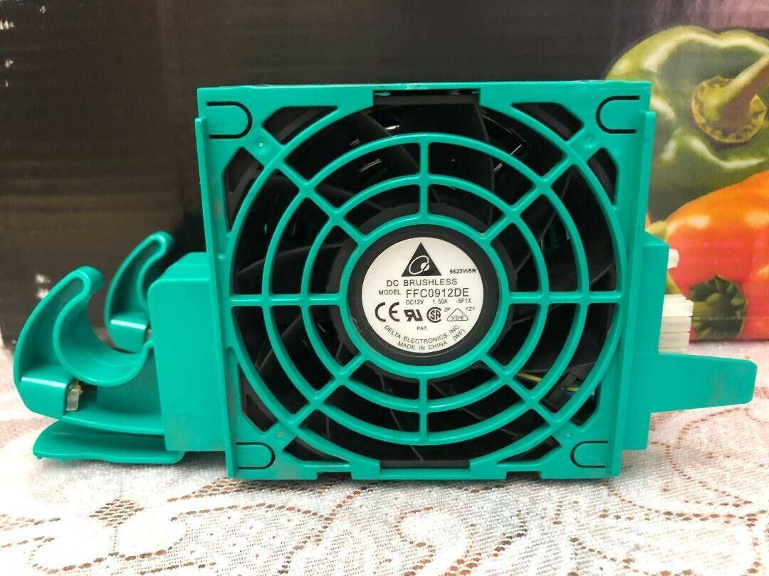 2 X Intel Server Hot Plug Fan 5110906 DC Brushless FFC0912DE DC12V 1.5A