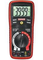 Craftsman Digital Multimeter With Auto Ranging, 11-function Free Shipping