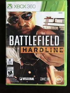 Battlefield Hardline - Xbox 360 - CIB - Tested
