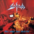 Get What You Deserve by Sodom (CD, Jun-2004, SPV)