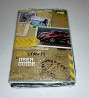 2010 Jeep Liberty User Guide Owners Manual Set Dvd 10 W/case