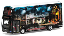 CORGI OOC OM46511, WRIGHT ECLIPSE GEMINI 2, HARRY POTTER WARNER BROS STUDIO BUS