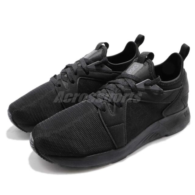 22552aa1eeb11b Asics Tiger Gel-Lyte V RB Triple Black Men Running Shoes Sneakers H801L-9090