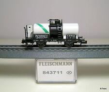 Fleischmann N 843711 K - Cisterna per olio combustibile delle FS, residenza Vado