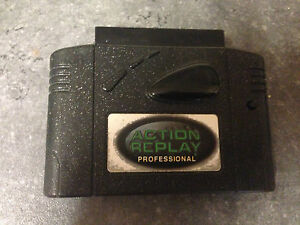 ACTION-REPLAY-PROFESSIONAL-CHEAT-CARTRIDGE-for-the-Nintendo-64-N64-Games-Console