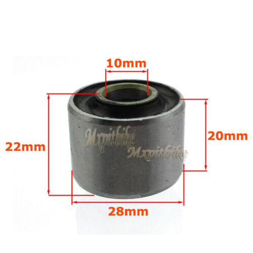 5Pcs Engine Mount Bushing 28X20mm For GY6 50cc-125cc 4 Stroke 139QMB Scooter ATV