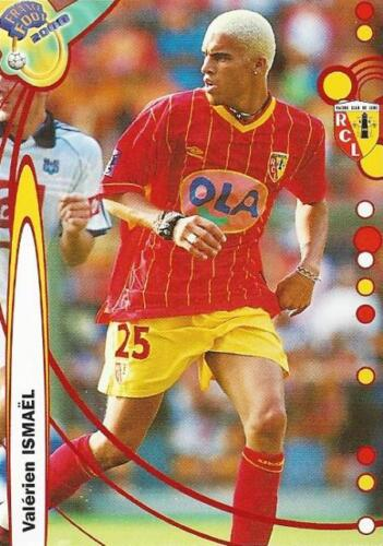 RC Lens Card Different Variations Base Card 1999-2000 DS France Foot 2000