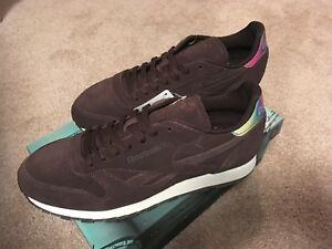 a3ea6dcd5b3 Men Reebok Classic Leather MSP Size 10 Brown Munchies Pack Cosmic ...