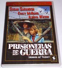 PRISIONERAS DE GUERRA / Women of Valor - Buzz Kulik / Susan Sarandon