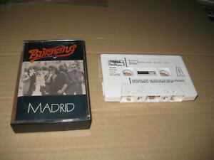 Burning Spanisch Kassette Madrid