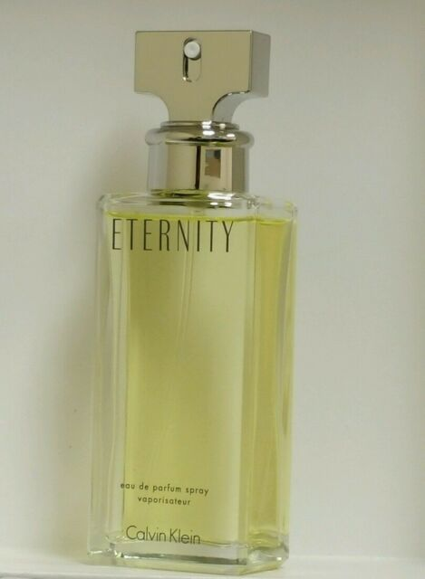 Calvin Klein Eternity Women 100Ml 3.4 Fl.Oz Eau De Parfum Spray As shown Pic