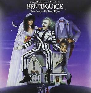 Beetlejuice-Soundtrack-Danny-Elfman-Latest-Pressing-LP-Vinyl-Record-Album