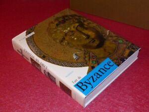 [Mazenod] E. Coche de La Ferte ARTE DE Bizancio Hermoso Libro 1981 Tbe
