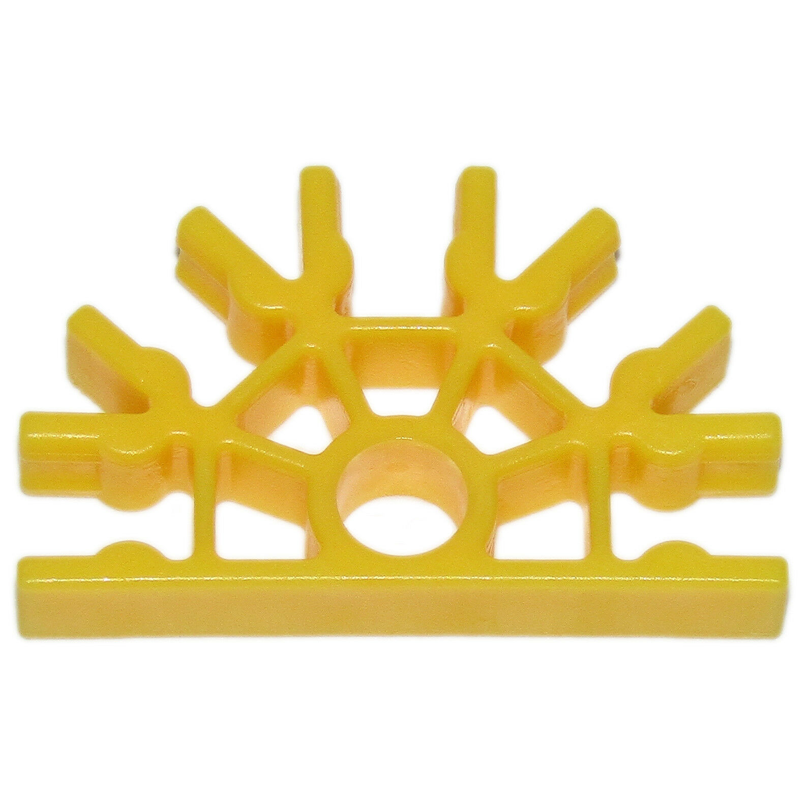 KNEX 750 Yellow Connectors (5) K'nex Standard Parts and Pieces