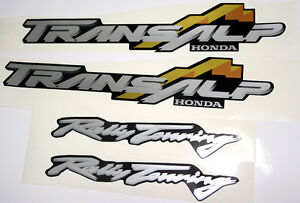 Details Zu Aufkleber Honda Transalp 20001nera A Aufkleberklebstoffestickersabziehbild