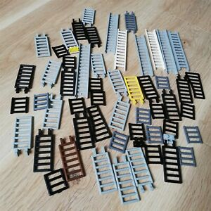 LEGO-PARTS-100-grams-LEGO-Staircases-Stair-Bulk-Mix-Excellent