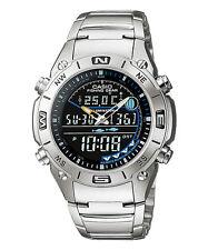 Reloj casio termómetro artes de pesca Fase Lunar 100M AMW703D Reino Unido Vendedor