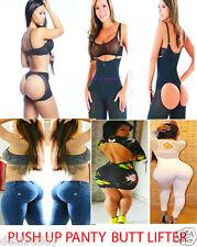 Women's Push Up Panty S Shapewear Tummy Tuck Increased Butt Booty Body Shaper