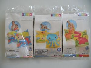Intex-Arm-Bands-for-Ages-3-to-6-3-Patterns-Discount-On-Shipping-If-Buying-2