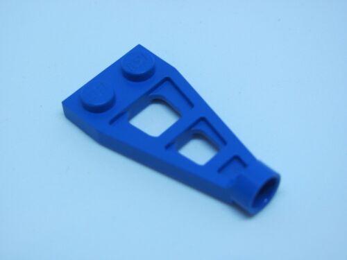 Lego 4596 @ @ plate modified long stud-blue 1526 6846 6928 6951 6971