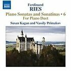 Ferdinand Ries - : Piano Sonatas & Sonatinas, Vol. 6 (2013)